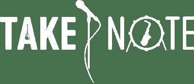 Take Note Band Logo
