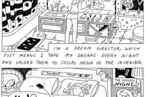 'My Girl' is a 10-Page Exploration of Dreams, Reality and Mental Health