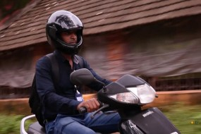 Tackling India's Mental Health Treatment Gap By Motor Bike