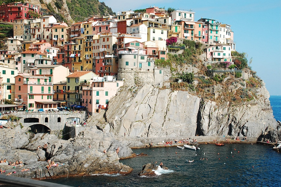 A Slice Of Paradise On Earth Cinque Terre The Five