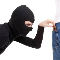 One for the road: Avoiding pickpockets