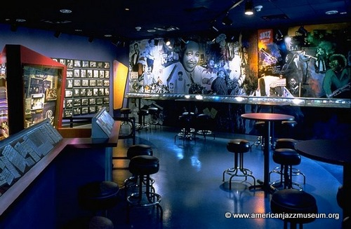 Jazz Room Blue Water Grill