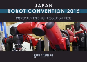 JAPAN - Robot Convention