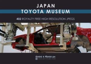 JAPAN - Toyota Museum
