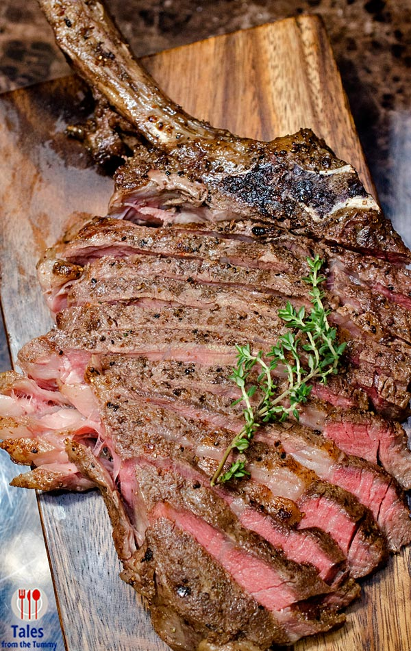 how to cook a french cut.steak