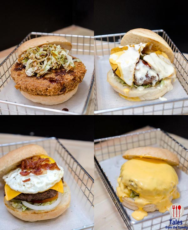 Off The Grid McKinley Hill Burgers