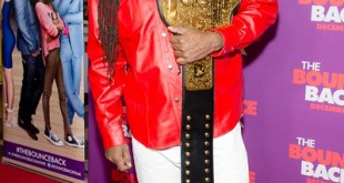 Pastor Troy talks about the state Hip Hop & Kanye West on the Bounce Back red carpet.