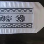 Atara with classic leaf pattern