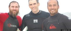 Chabad surfer