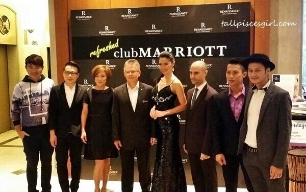 Refreshed Club Marriott