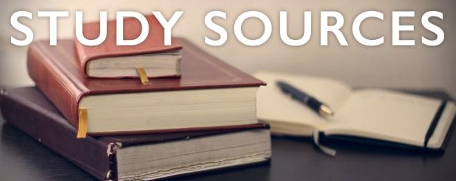 Study Sources