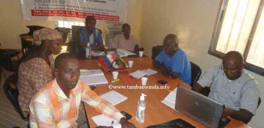 Formation agents pour la veille contre Ebola2
