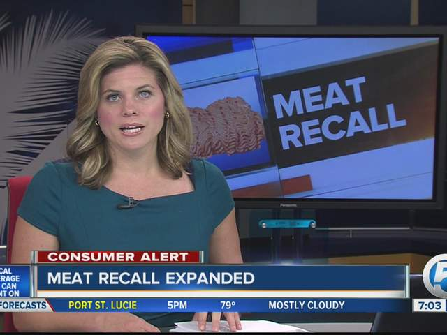 Meat recall