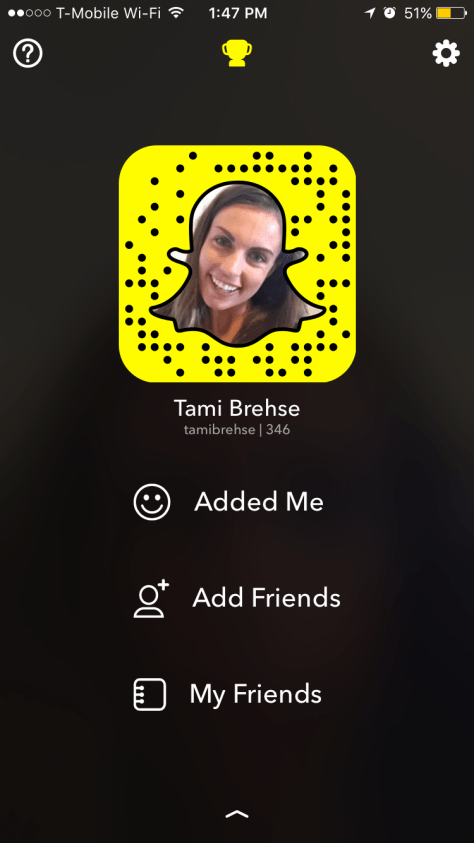 marketing your blog on Snapchat