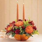 Thanksgiving Centerpiece from Tammys Floral