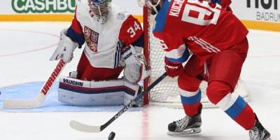 Russia v Czech Republic - The World Cup of Hockey pre-tournament