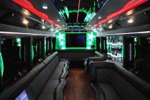 40 passnger partybus rental