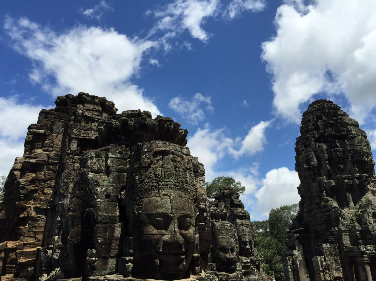 The Ruins of Angkor - Exploring in the wild