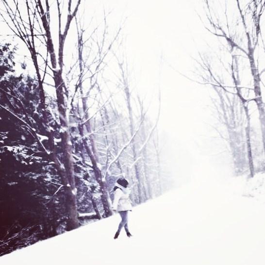 www.travelpraylove.com Canadian winter