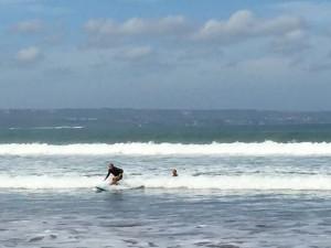 My first Surf