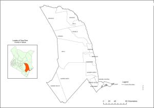 Tanariver County Wards