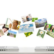 Determining the best online photo sharing location