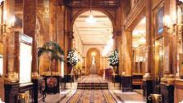 Lobby - Alvear Palace Hotel