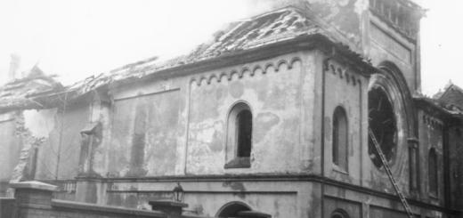 Berlin, Synagoge Fasanenstraße