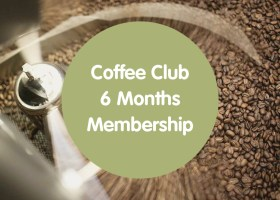 Tank Coffee Club - 6 months