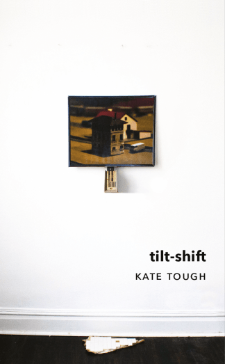 Kate Tough - tilt-shift - Cover