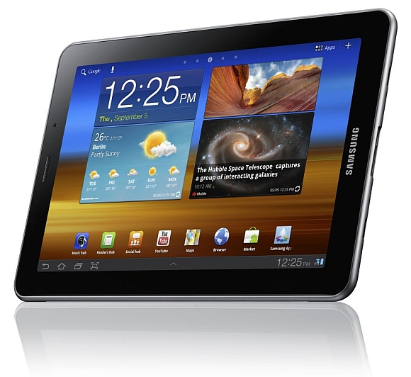 Court Order Pulls Galaxy Tab 7.7 from IFA Trade Show
