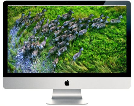 knowledgeable sources says the 2012 iMac will arrive in october, but differ over whether or not a Retina Display Apple all-in-one model will be in the mix.