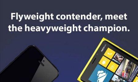 Nokia Lumia 920 parody ad featured image
