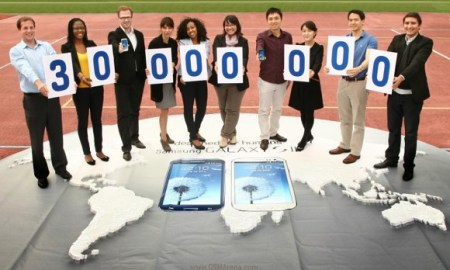 Galaxy SIII Reaches 30 Million in Sales