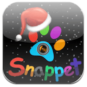 snappet christmas edition iphone app
