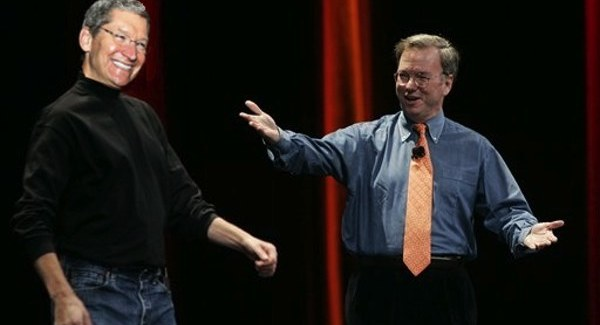 Apple + Google Bid on Kodak Patents