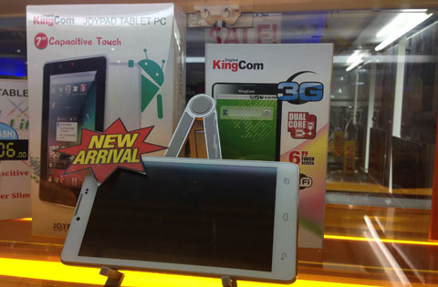 Kingcom Padphone Galaxy Note 2 competitor