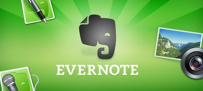 evernote for ios