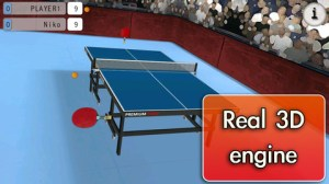 Table Tennis League iPhone Game