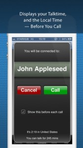 ChatTime iPhone App