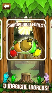 Little Chomp iPhone Game