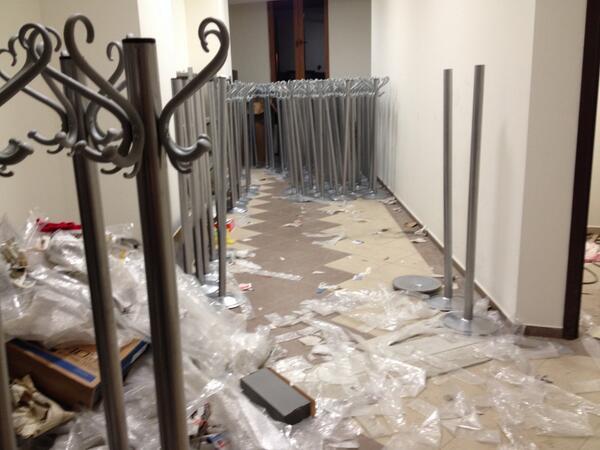 Sochi apartments not ready