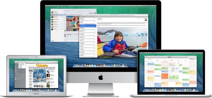 OS X 10.9.2: Mavericks Update with Go to Fail Fix, FaceTime Audio, etc
