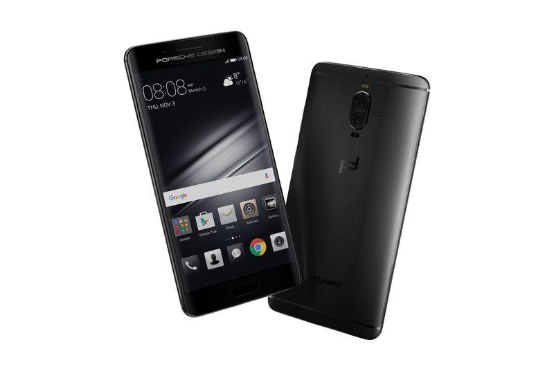 Huawei Mate 9 Porsche Design Smartphone Announced