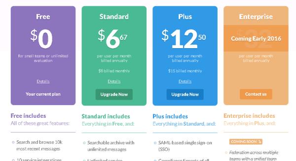 slack-price