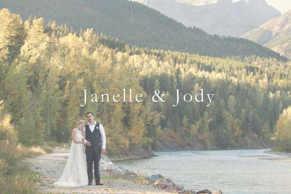 Janelle & Jody