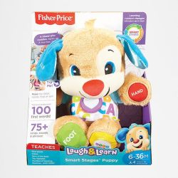 Small Crop Of Fisher Price Laugh And Learn Puppy