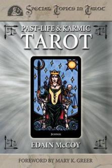 Past Life and Karmic Tarot by Edain McCoy