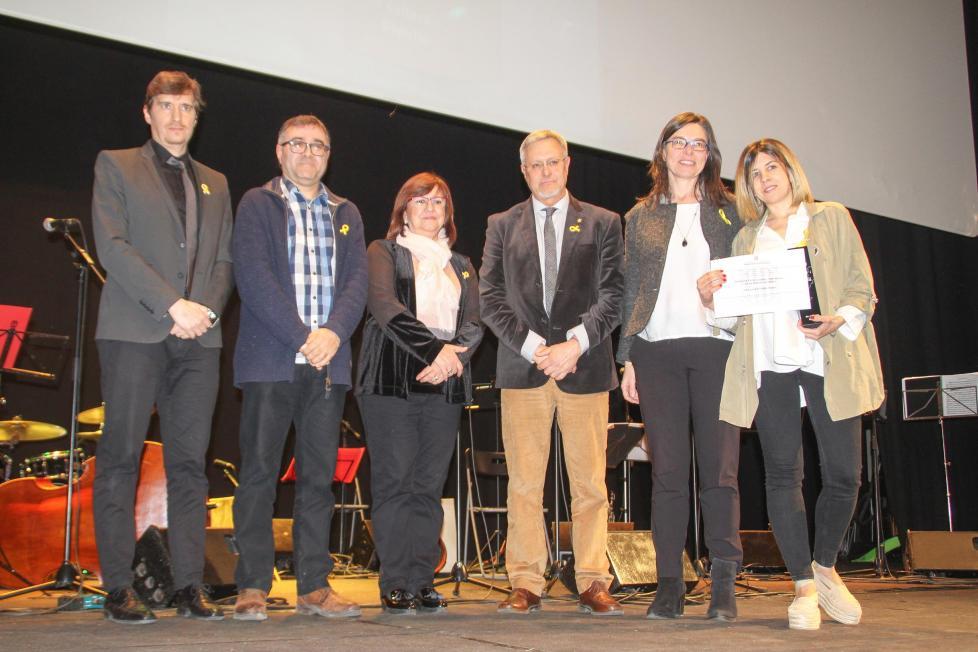 33è Premi Valeri Serra Bellpuig Lliurament Premi Cat Absoluta