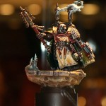Golden Demon UK 2012 Warhammer 40k Single Bronze